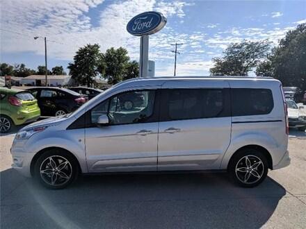 2018 Ford Transit Connect Wagon Titanium Titanium LWB w/Rear Liftgate