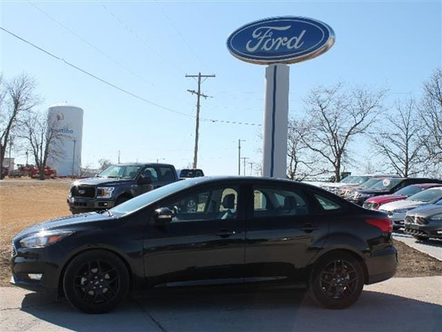 2016 Ford Focus SE Coupe