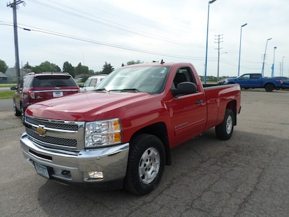 Used 2013 Chevrolet Silverado 1500 For Sale At Ford Of Hibbing Vin 1gcnkse08dz226874