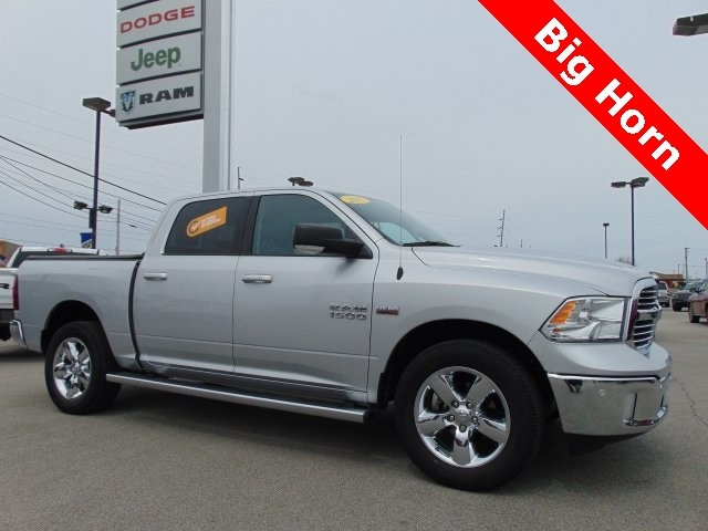 Featured Used 2017 Ram 1500 SLT Truck Crew Cab for sale in Bluffton, IN