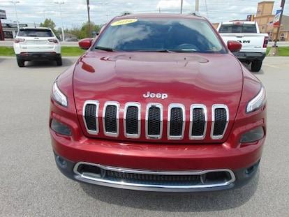 Certified Pre-Owned 2016 Jeep Cherokee Limited 4x4 | Bluffton IN | VIN:  1C4PJMDB1GW206224