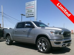 Used 2019 Ram 1500 Limited Truck Crew Cab Dealer in Bluffton - inventory