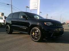 New 2018 Jeep Grand Cherokee Trackhawk 4x4 SUV 18090 for sale in Bluffton, IN