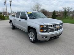 Used 2014 Chevrolet Silverado 1500 LT Truck Crew Cab Dealer in Bluffton - inventory