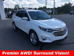 Certified Pre-Owned 2018 Chevrolet Equinox Premier w/2LZ SUV Dealer - inventory