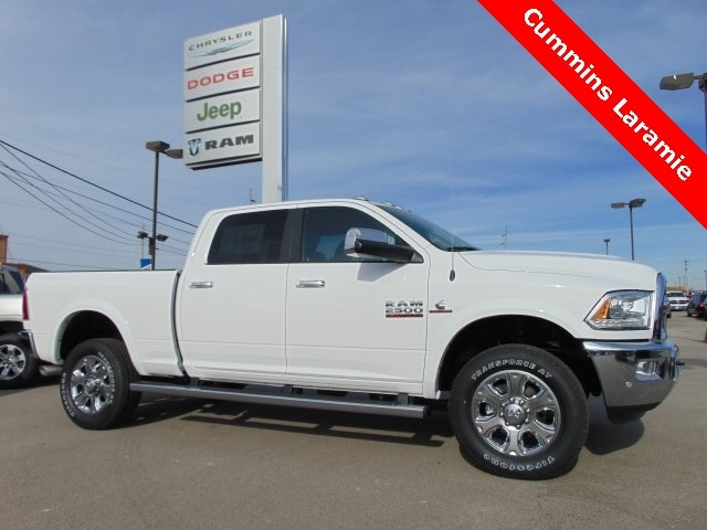 New 2018 Ram 2500 For Sale in Bluffton, IN | Near Marion, Huntington,  Aboite & Fort Wayne, IN | VIN:3C6UR5FL2JG386690