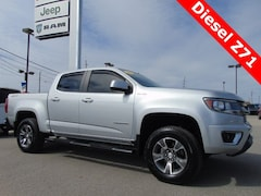 Used 2017 Chevrolet Colorado Z71 Truck Crew Cab Dealer in Bluffton - inventory