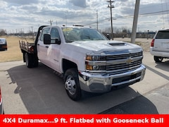 Used 2017 Chevrolet Silverado 3500HD Chassis WT Truck Crew Cab Dealer in Bluffton - inventory