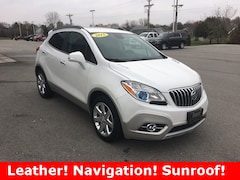 Bargain 2015 Buick Encore Leather SUV for sale near you in Bluffton, IN