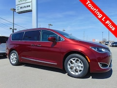 New 2019 Chrysler Pacifica TOURING L PLUS Passenger Van 19057 for sale in Bluffton, IN