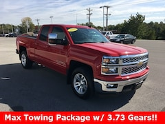 Used 2015 Chevrolet Silverado 1500 LT Truck Double Cab Dealer in Bluffton - inventory