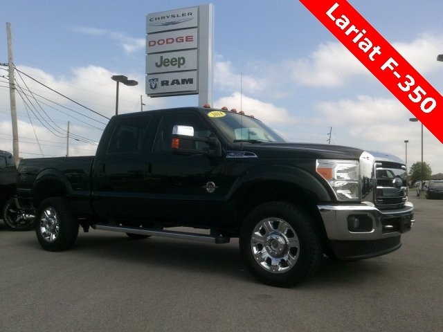 Featured Used 2014 Ford F-350 Truck Crew Cab for sale in Bluffton, IN