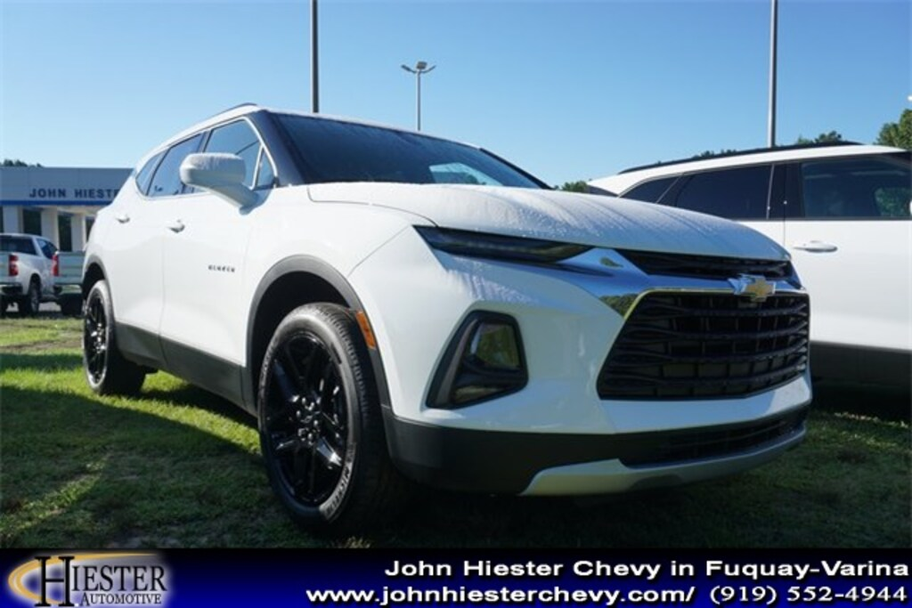 John Hiester Chevrolet Fuquay >> New 2019 Chevrolet Blazer For Sale At Hiester Automotive Group Vin