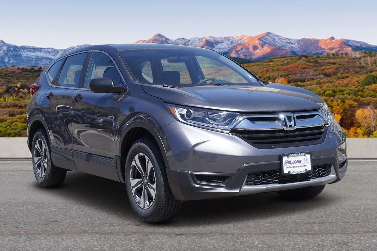 2019 Honda CR-V LX AWD LX AWD