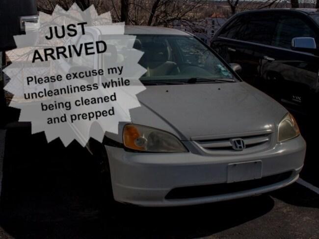 Used 2003 Honda Civic LX Coupe Glenwood Spings, CO