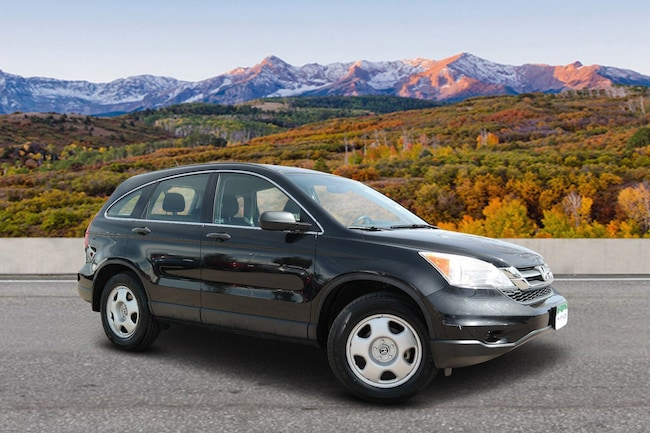 Used 2010 Honda CR-V LX 2WD  LX Glenwood Spings, CO