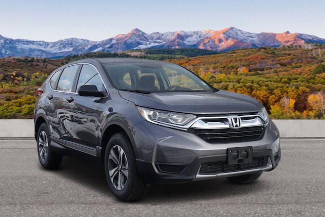 New 2019 Honda CR-V LX AWD SUV Glenwood Spings, CO