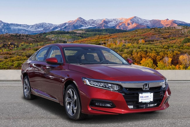 New 2019 Honda Accord EX-L Sedan Glenwood Spings, CO