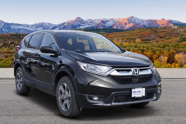 New 2019 Honda CR-V EX AWD SUV Glenwood Spings, CO