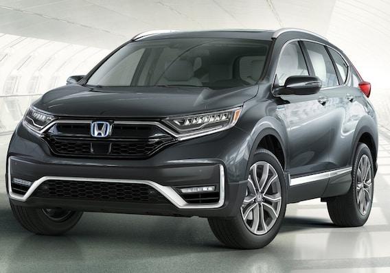 2020 Honda Cr V Models Configurations Phil Long Honda