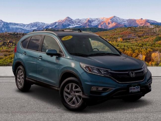 Used 2015 Honda CR-V EX-L Glenwood Spings, CO