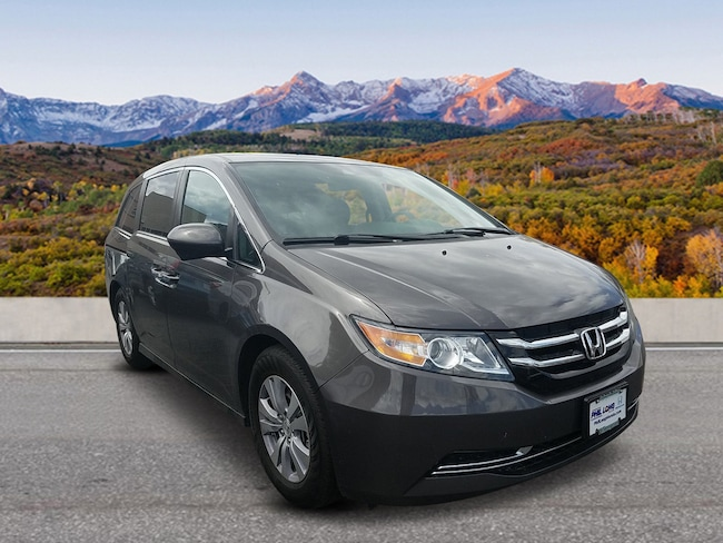 Used 2016 Honda Odyssey EX-L EX-L Glenwood Spings, CO