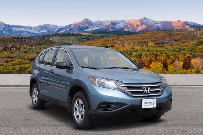 Used 2014 Honda CR-V LX FWD 2WD  LX Glenwood Spings, CO