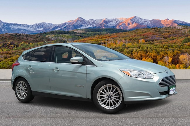 Used 2013 Ford Focus Electric Base HB Glenwood Spings, CO