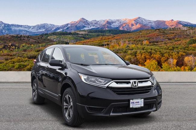 New 2019 Honda CR-V LX AWD SUV Glenwood Spings, CO