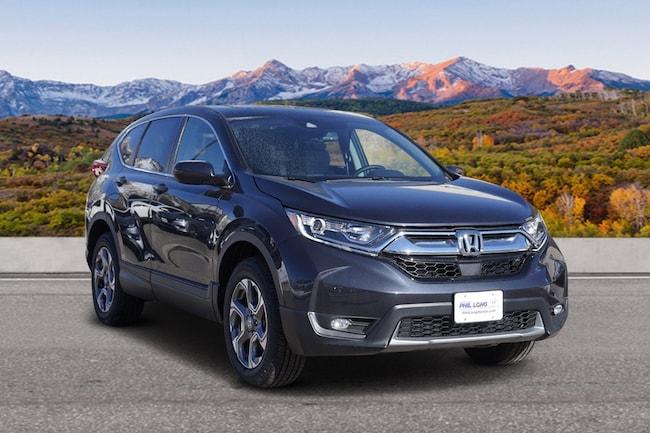 New 2018 Honda CR-V EX-L AWD SUV Glenwood Spings, CO