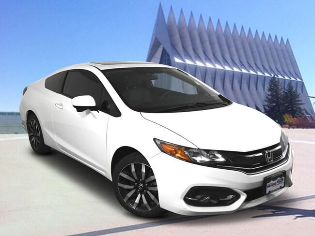 Used 2014 Honda Civic EX-L CVT EX-L Glenwood Spings, CO