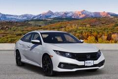 2019 Honda Civic Sport Sedan