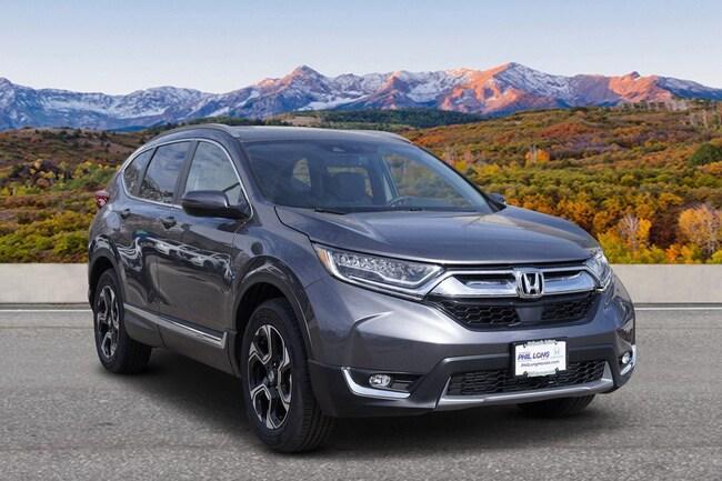 New 2019 Honda CR-V Touring AWD SUV Glenwood Spings, CO