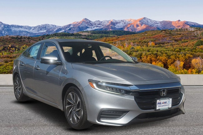New 2019 Honda Insight Touring Sedan Glenwood Spings, CO