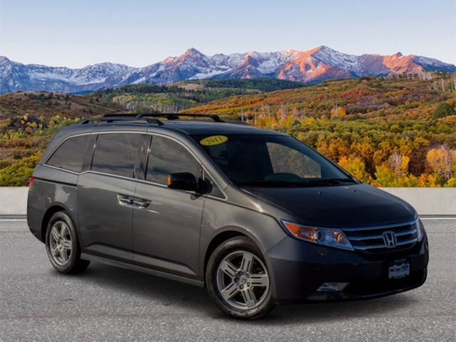 Used 2013 Honda Odyssey Touring Glenwood Spings, CO