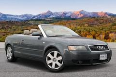 2004 Audi A4 1.8T 1.8T 2004  Cabriolet CVT