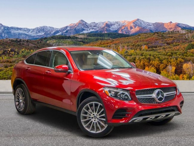 Used 2017 Mercedes-Benz GLC 300 4MATIC Coupe Glenwood Spings, CO