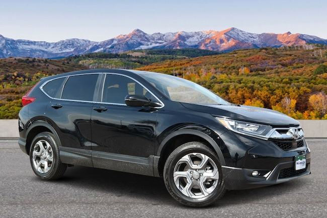 Used 2017 Honda CR-V EX-L Navi AWD EX-L AWD w/Navi Glenwood Spings, CO