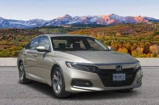 2019 Honda Accord EX-L EX-L 1.5T CVT