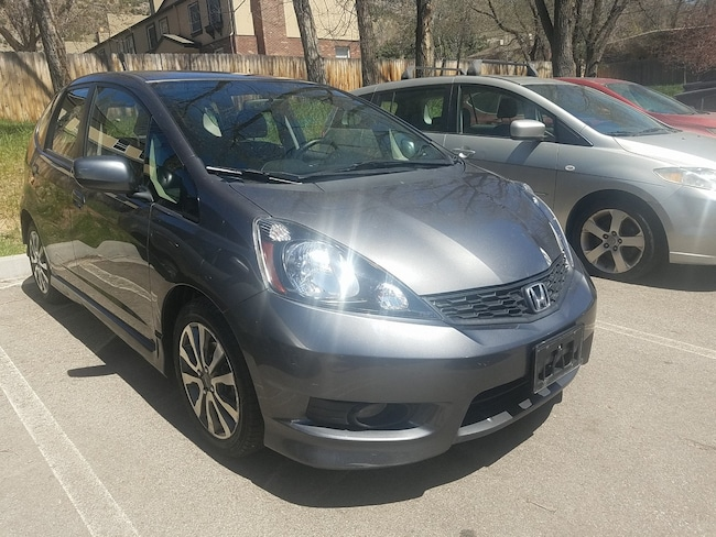 Used 2012 Honda Fit Sport HB Auto Sport Glenwood Spings, CO