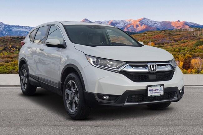New 2019 Honda CR-V EX-L AWD SUV Glenwood Spings, CO