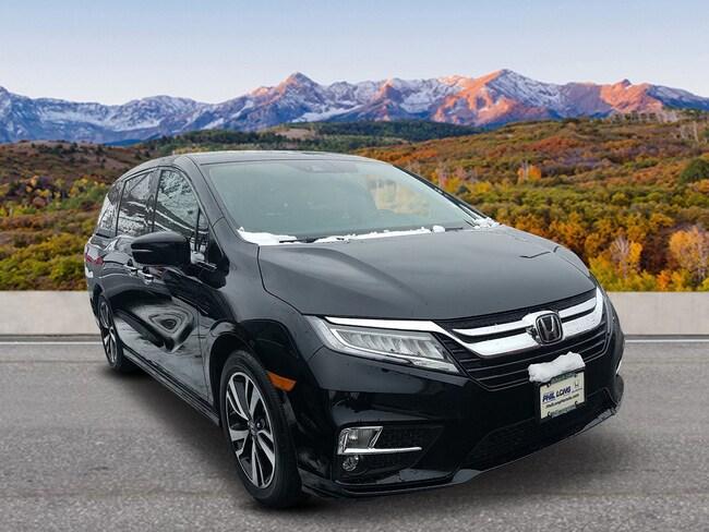 Used 2018 Honda Odyssey Elite Elite Auto Glenwood Spings, CO