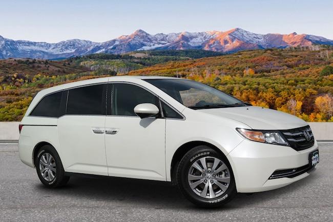 Used 2016 Honda Odyssey EX-L EX-L Glenwood Spings, CO
