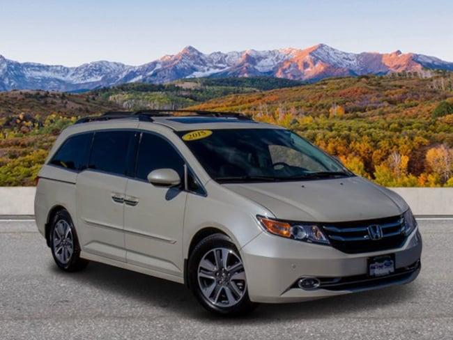 Used 2015 Honda Odyssey Touring Glenwood Spings, CO