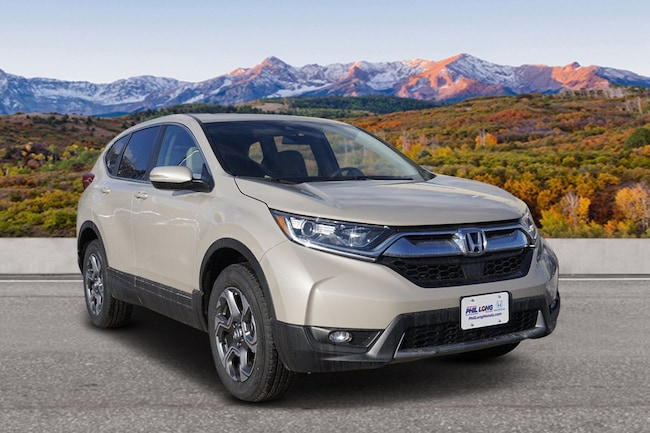 New 2019 Honda CR-V EX AWD SUV Glenwood Spings, CO