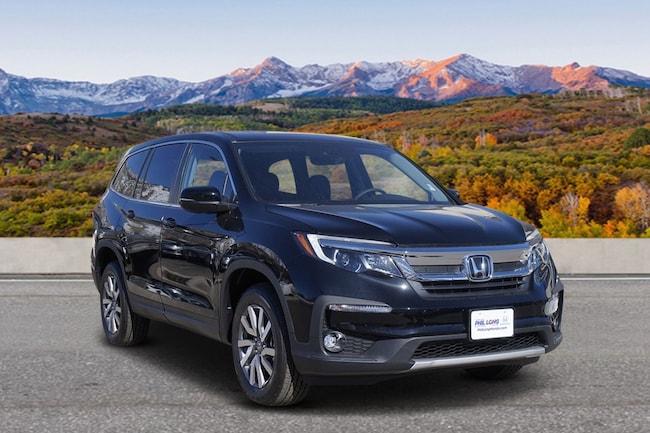 New 2019 Honda Pilot EX-L AWD SUV Glenwood Spings, CO