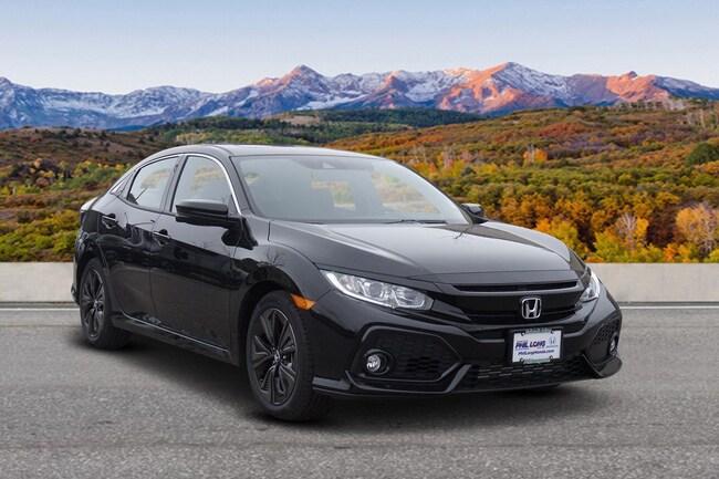 New 2019 Honda Civic EX Hatchback Glenwood Spings, CO