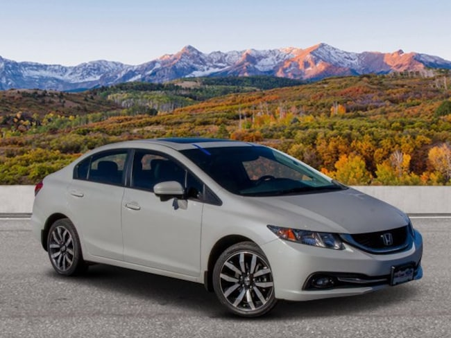 Used 2015 Honda Civic EX-L Glenwood Spings, CO