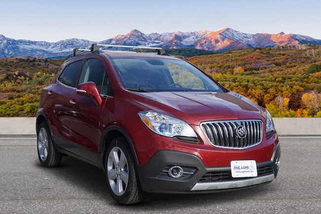 Used 2015 Buick Encore Convenience FWD  Convenience Glenwood Spings, CO