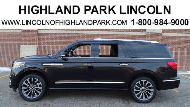 New 2019 Lincoln Navigator L For Sale At Highland Park Lincoln Vin